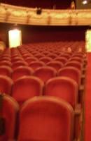 Los teatros vacíos / Empty theaters