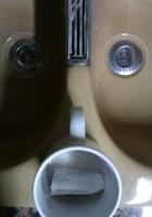 Pareidolia del fregadero / Sink Pareidolia